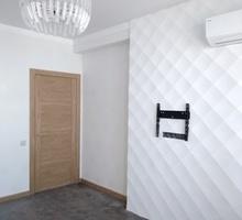 V  Монтаж 3Д панелей в интерьерах. - Ремонт, отделка в Севастополе