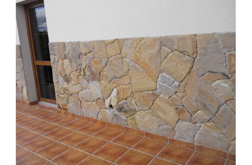 V  Монтаж декоративного камня натурального и искусственного . Песчаник., фото — «Реклама Севастополя»