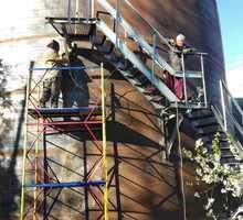 Изготовление, монтаж, реконструкция и демонтаж металлоконструкций. - Металлические конструкции в Алуште