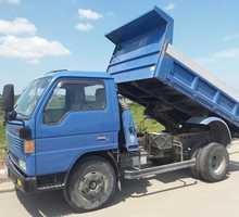 Песок, щебень, отсев, тырса, цемент - доставка. Услуги самосвала 5 тонн. - Сыпучие материалы в Севастополе