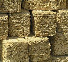 Ракушечный камень продам с доставкой - Кирпичи, камни, блоки в Севастополе