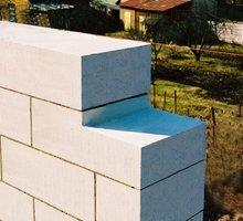 Стеновой  газобетон сухие смеси услуги грузчиков - Кирпичи, камни, блоки в Севастополе