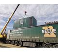 Блок-контейнер строительный 6*2,4 - Металлические конструкции в Старом Крыму