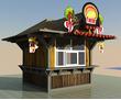 Строим киоски и павильоны в торговых центров, фото — «Реклама Севастополя»