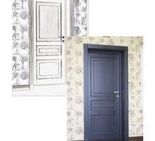 Двери из массива. Межкомнатная дверь 00102. Столярные изделия. Бесплатная доставка по Крыму - Межкомнатные двери, перегородки в Бахчисарае
