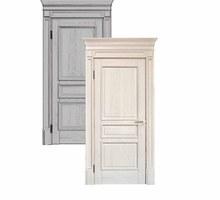 Двери из массива. Межкомнатная дверь 00108. Столярные изделия. Бесплатная доставка по Крыму - Межкомнатные двери, перегородки в Феодосии