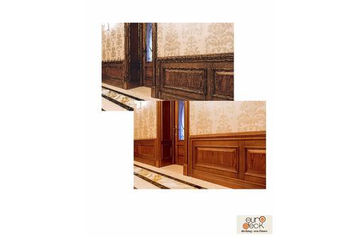 Столярные изделия - Деревянные панели - Панель из массива во всю стену. Бесплатная доставка по Крыму - Ремонт, отделка в Саках