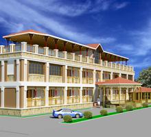 3d визуализация зданий. Архитектурное проектирование - Проектные работы, геодезия в Ялте