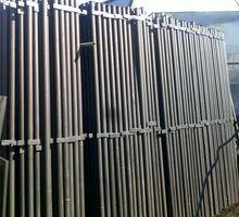 Столбы металлические для забора оптом и в розницу с доставкой - Металлы, металлопрокат в Белогорске