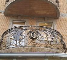 Сварка в Ялте. Изготовление и монтаж решеток для окон и балконов, цветочницы и др. - Металлические конструкции в Ялте