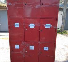металлический шкаф 12 ячеек - Продажа в Евпатории