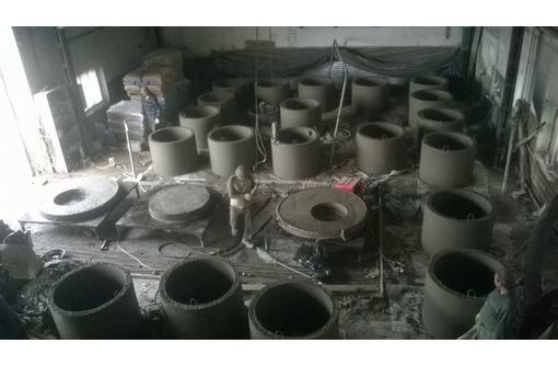 Бетонные кольца кс-10.9; днища; крышки для водопровода и канализации, фото — «Реклама Севастополя»
