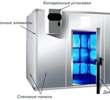 Сэндвич - Панели для Камер Заморозки Охлаждения - Продажа в Симферополе