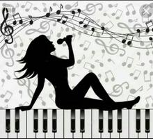 Уроки фортепиано и вокал, репетитор - Репетиторство в Крыму