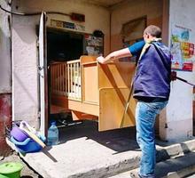 Услуги по переезду, Вывоз хлама.грузчики.Без выходных - Вывоз мусора в Севастополе