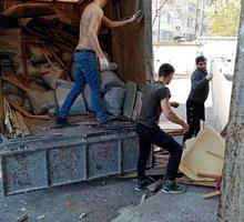 Вывоз мусора, хлама, грунта. Демонтажные работы. Быстро и качественно!!!Без выходных - Вывоз мусора в Севастополе