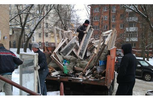 Вывоз строительного мусора, хлама,веток,колючек.Грузопереевозки,переезды,чистые авто.Без выходных, фото — «Реклама Севастополя»