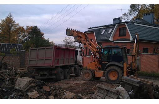 Вывоз строительного мусора , грунта, хлама. Демонтаж. Любые объёмы!!!Без выходных - Вывоз мусора в Севастополе