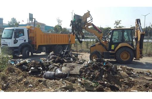 Вывоз строительного мусора, грунта, хлама. Демонтаж различной сложности!!!Без выходных, фото — «Реклама Севастополя»