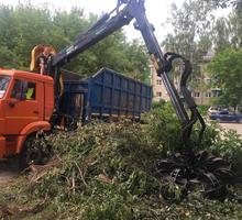 Вывоз строительного мусора,хлама,веток,травы. Камаз, Зил, Газель, грузчики <24/7> - Вывоз мусора в Севастополе