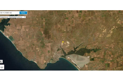 Продаётся земельный участок 200 соток Сакский район, фото — «Реклама Евпатории»