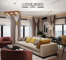 Дизайн-проект интерьера квартиры. Скидки подбираются индивидуально. Скидки на большие площади - Дизайн интерьеров в Симферополе