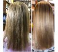 кератиновое выпрямление волос ботокс волос нанопластика Севастополь - Парикмахерские услуги в Севастополе