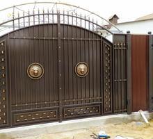 Ворота, двери, лестницы, решетки, навесы, козырьки и т.д. - Заборы, ворота в Евпатории