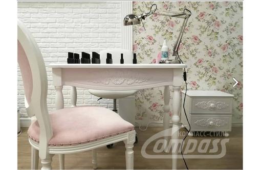 Мебель для парикмахерской фабричная. Фабрика Компасе-Стиль делает недорого - Специальная мебель в Алуште