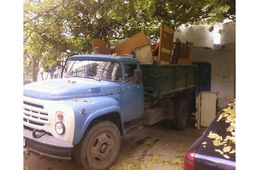 Вывоз строительного мусора, грунта, хлама. Любые объёмы!!! 24/7, фото — «Реклама Севастополя»