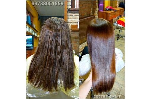 кератиновое выпрямление волос Севастополь, Ботокс для волос Севастополь - Парикмахерские услуги в Севастополе