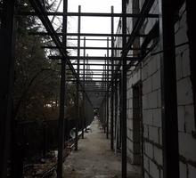 Установка свайных фундаментов и металлоконструкций в крыму. - Строительные работы в Феодосии