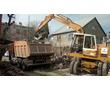 Демонтаж зданий и сооружений. Спецтехника и разнорабочие., фото — «Реклама Севастополя»