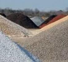 Песок, щебень, бут, отсев в Ялте – продажа, доставка в любой район! - Сыпучие материалы в Ялте