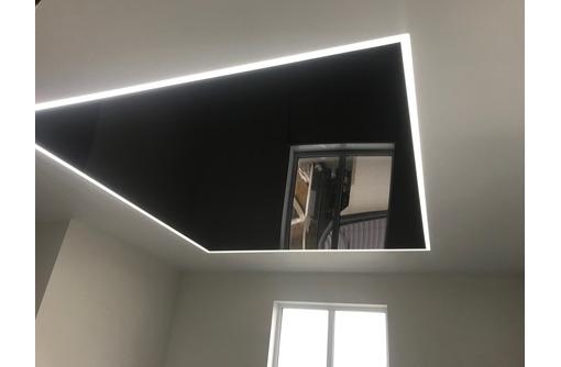 Натяжные потолки парящие световые линии LuxeDesign - Натяжные потолки в Саках