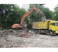 Вывоз строительного мусора, грунта, хлама. Погрузка спецтехникой. <24/7> - Вывоз мусора в Севастополе