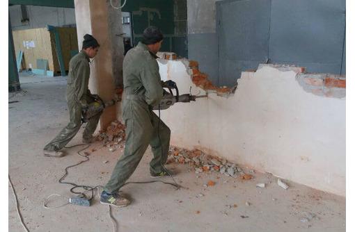 Демонтажные работы быстро,качественно в короткие сроки подготовим квартиру к ремонту и вывезем мусор - Ремонт, отделка в Севастополе