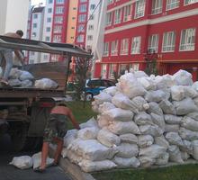 Вывоз мусора, хлама, грунта. Быстро и качественно.Без выходных - Вывоз мусора в Севастополе
