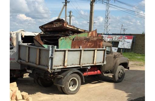 Грузоперевозки,переезды,доставка.ВЫВОЗ МУСОРА, любого хлама,веток.Без выходных - Вывоз мусора в Севастополе