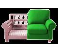 Ремонт и перетяжка мягкой мебели - Мягкая мебель в Крыму
