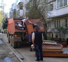 Вывоз строительного мусора, хлама из подвалов и чердаков на полигон. 24/7 - Вывоз мусора в Севастополе