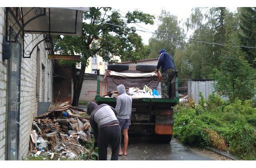 Вывоз мусора, грунта, бута, старую мебель и любой хлам.Без выходных, фото — «Реклама Севастополя»
