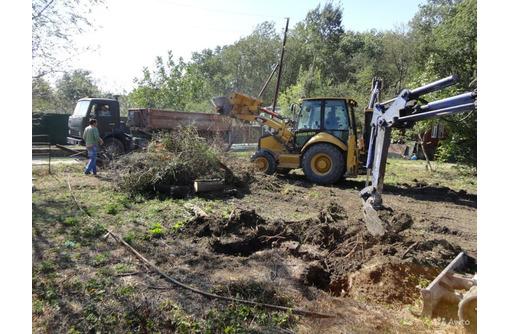 Вывоз сухих веток,травы,деревьев.Спил деревьев.Грузчики.Земельные работы.Грузоперевозки.Без выходных - Вывоз мусора в Севастополе