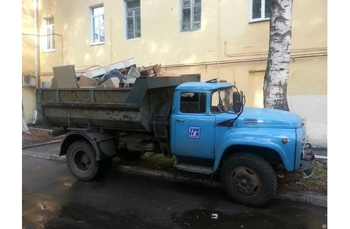 Вывоз хлама, мусора, старой мебели.Без выходных - Вывоз мусора в Севастополе