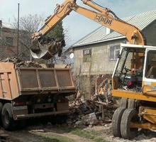 Вывоз мусора, хлама, грунта. Демонтажные работы. Любые объёмы!!! 24/7 - Вывоз мусора в Севастополе