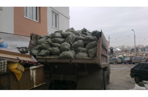 Вывоз строительного мусора, грунта, хлама. Демонтаж. Любые объёмы!!! 24/7 - Вывоз мусора в Севастополе