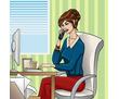 Требуется менеджер по работе с клиентами, фото — «Реклама Севастополя»