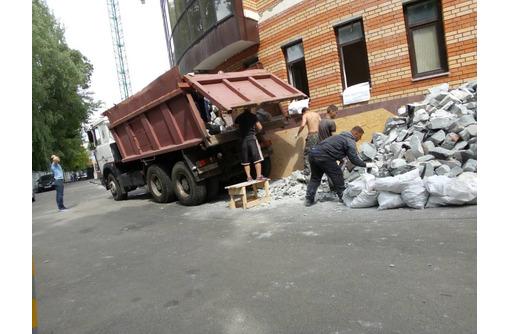 Вывоз мусора,ГРузчики. Разнорабочие., фото — «Реклама Севастополя»