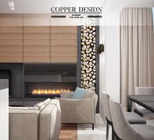 Дизайн-проект интерьера квартиры. Скидки подбираются индивидуально. Скидки на большие площади - Дизайн интерьеров в Ялте