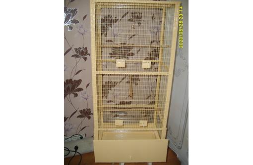 Продам большую клетку для птиц., фото — «Реклама Севастополя»